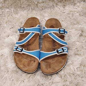 Birkenstock Three Strap Birki's Sandals 40